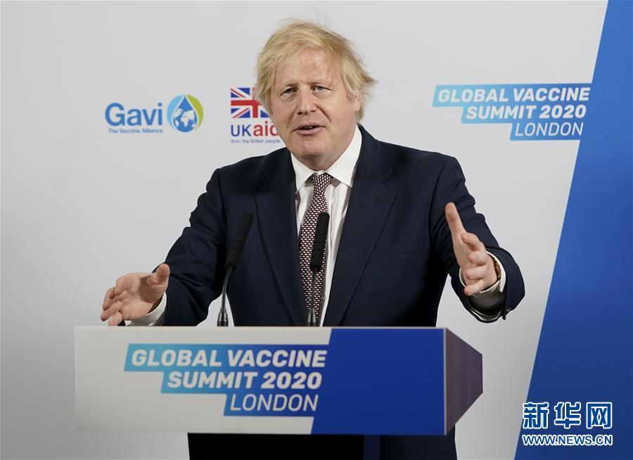 全球疫苗峰会开幕 呼吁携手共抗疾病