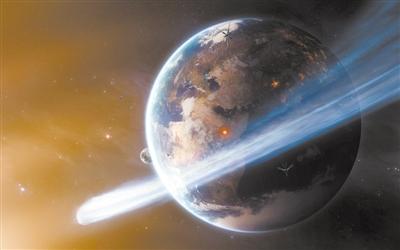 木星附近有个通道 冰冻小行星在那儿变成彗星