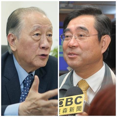 吴成典当选新党主席坚定主张两岸和平统一