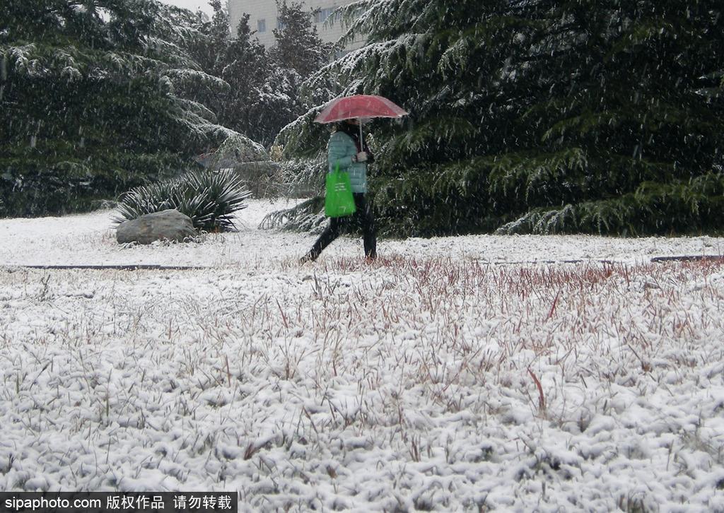 强寒潮来袭!明日起北京、天津等地将迎暴雪