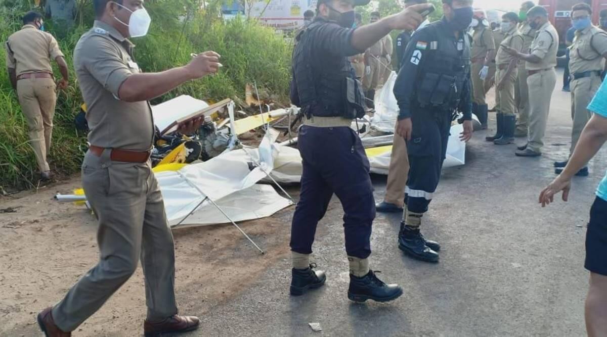快讯!印度水师一滑翔机坠毁,两名水师军官殒命 第3张