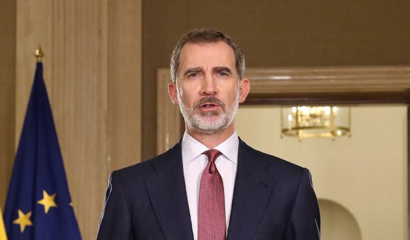usdt自动充值(caibao.it):西班牙国王费利佩六世因接触新冠肺炎患者被隔离