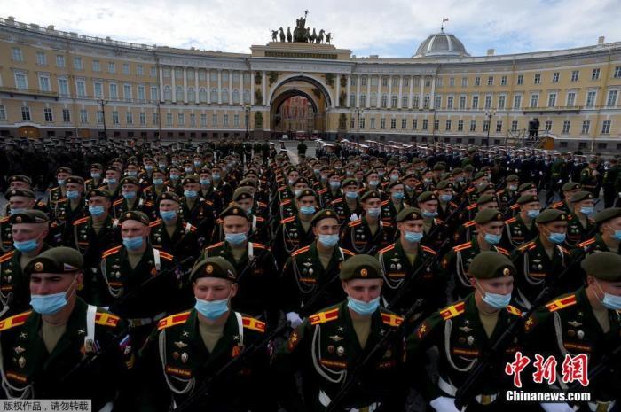 环球ug网址:俄将举行卫国战争胜利75周年阅兵 还原1945年场景