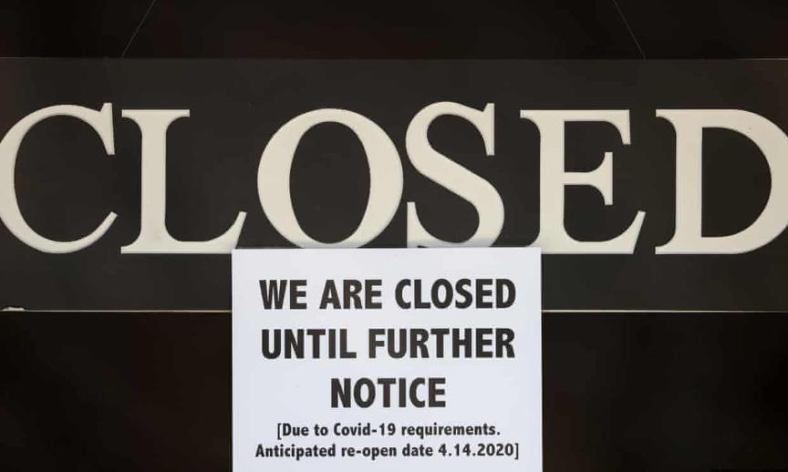 美国近百万零售业员工下岗!专家预测美国经济将严重衰退
