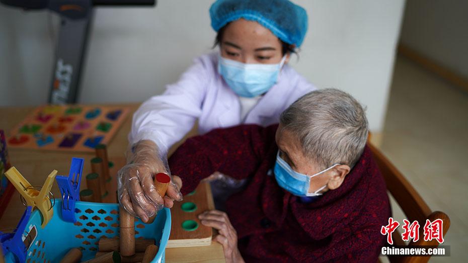 探访云南老年病医院:疫情期间600余名住院老人零感染