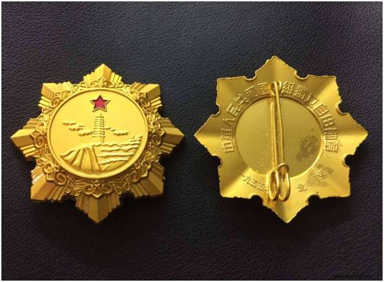 独立自由勋章 | 抗日将士的荣耀