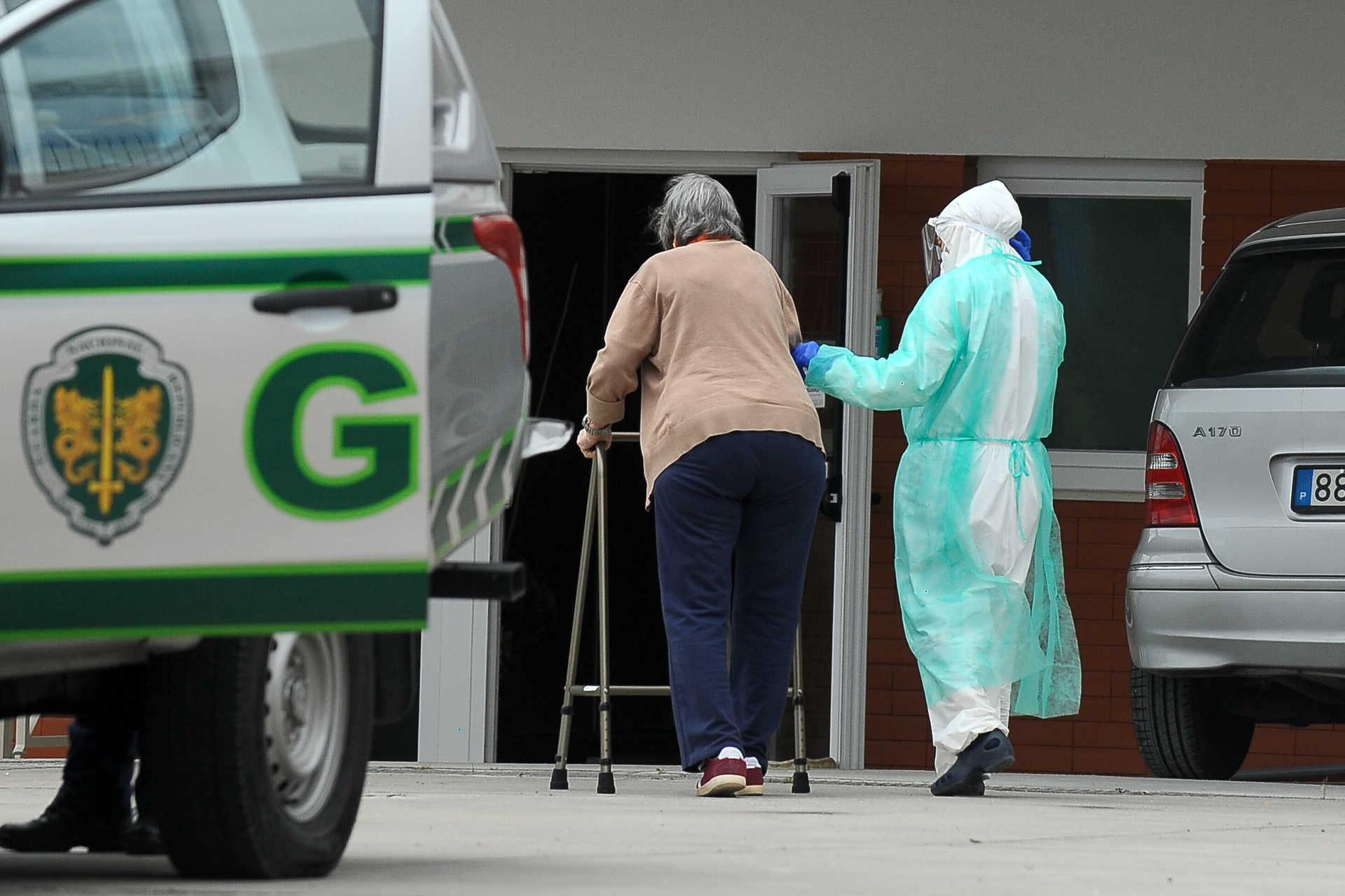 allbet gmaing官网:葡萄牙一养老院发生群集性熏染 45位老人确诊