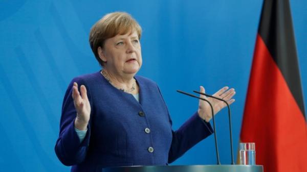 《【杏鑫娱乐测速登录】德政府发言人:默克尔已婉拒特朗普邀请,不赴美参加G7峰会》