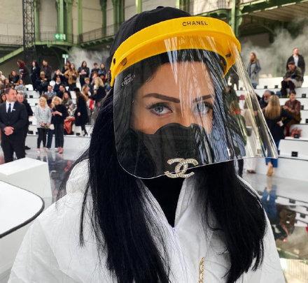 大牌口罩?口罩终于作为一款爆款单品走入时尚圈