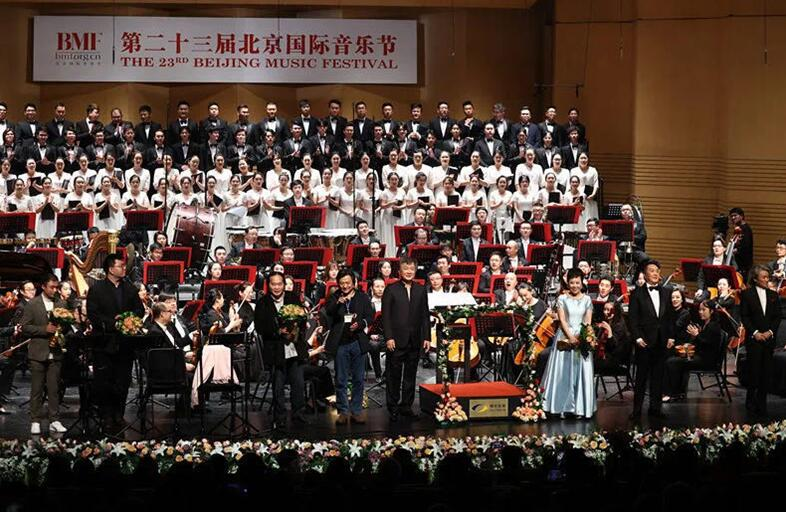 """""""11天240小时不停息"""",第23届北京国际音乐节创古典音乐业态新模式"""