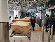 海外华人华侨中国留学人员援助国内抗击疫情纪实(四):在瑞中国留学人员在行动