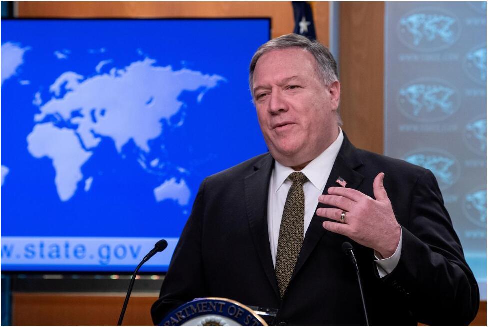 蓬佩奥发起新攻击:美国可能永远不会恢复对世卫组织资助