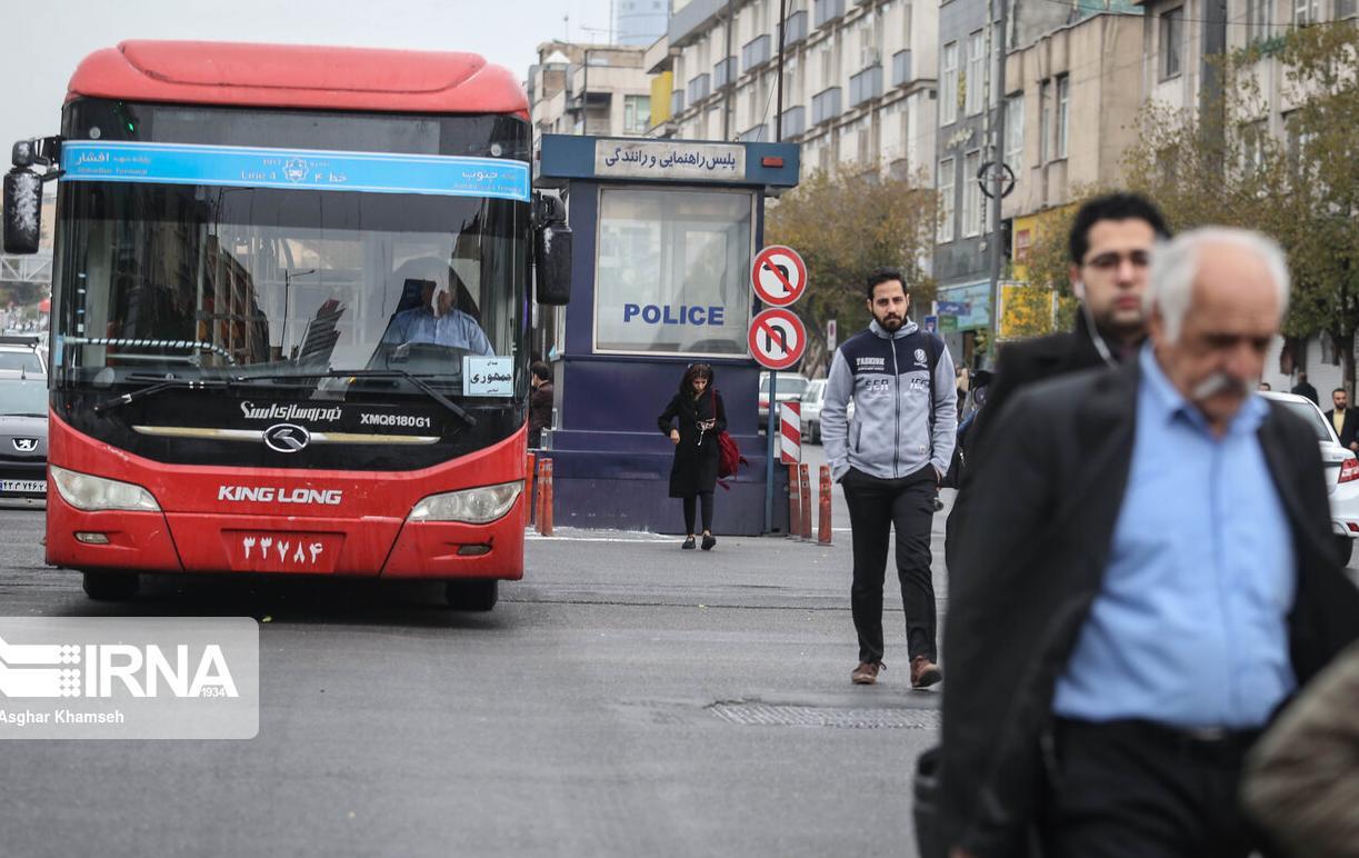 伊朗德黑兰公交公司40名员工感染新冠肺炎