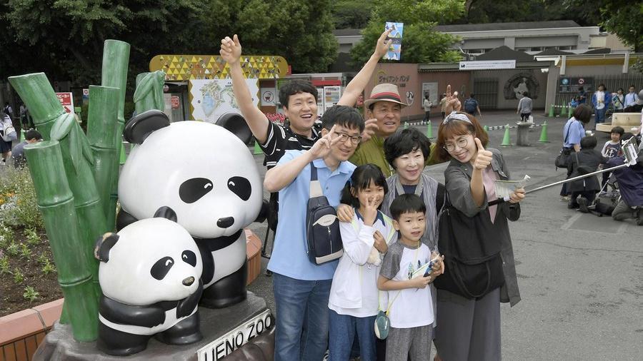 allbet gaming下载:旅美大熊猫乐成产崽美国民众:黑黑暗唯一的好消息 第14张