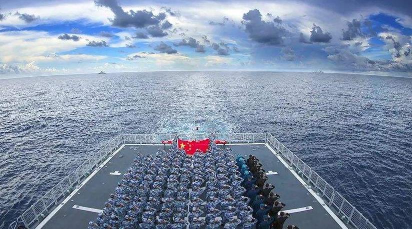 海军第36批护航编队实现全员全时全域开展教育