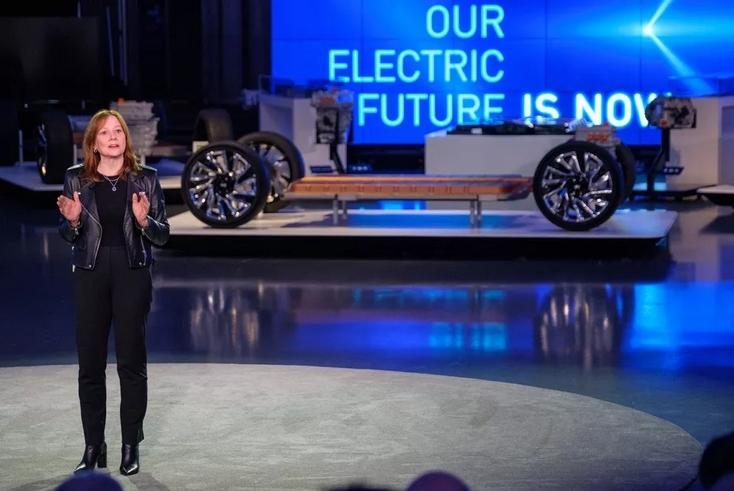 续航超特斯拉!通用汽车发布新的电动车平台和电池,续航里程达到400英里