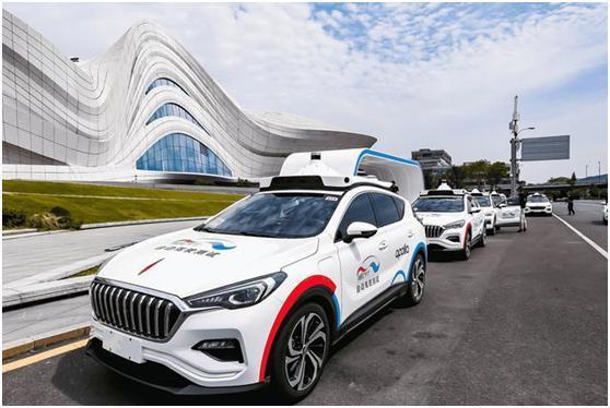 百度Apollo成为国内最符合车规级标准的自动驾驶开放平台