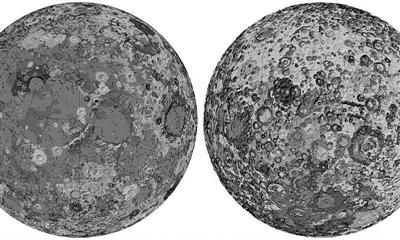 美國科學家發布迄今首份月球地質綜合圖