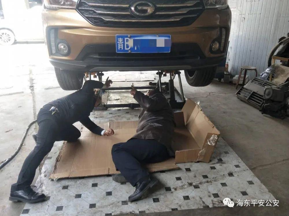 青海一男子遭汽車兩次碾壓身亡 2人肇事逃逸被抓獲