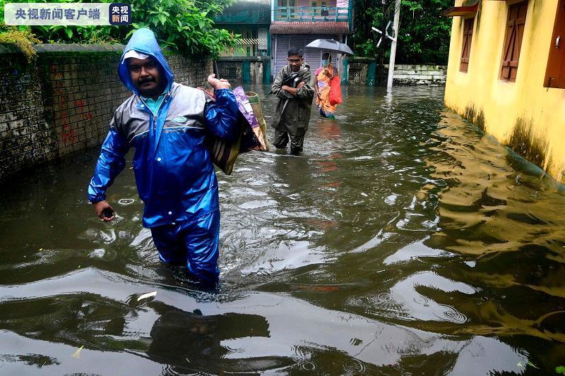 allbetgaming代理:印度阿萨姆邦洪灾加剧 130万人受灾44人殒命 第2张