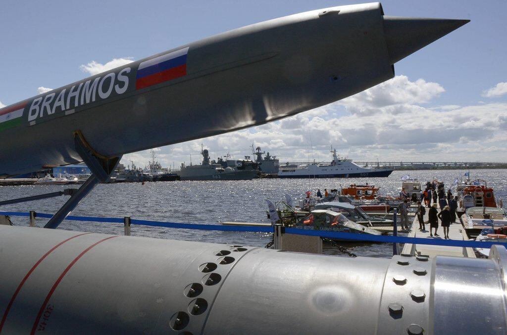 """俄透露将用""""布拉莫斯""""打空中目标主要对付预警机"""