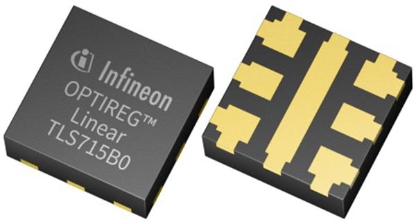 微型电源:英飞凌首个专门针对汽车应用的倒装芯片投产 大大缩小了产品尺寸