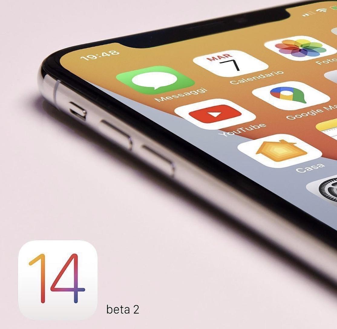 苹果今日发布了iOS14和iPadOS14第二个公测版  距离第一个公测版相隔两周的时间