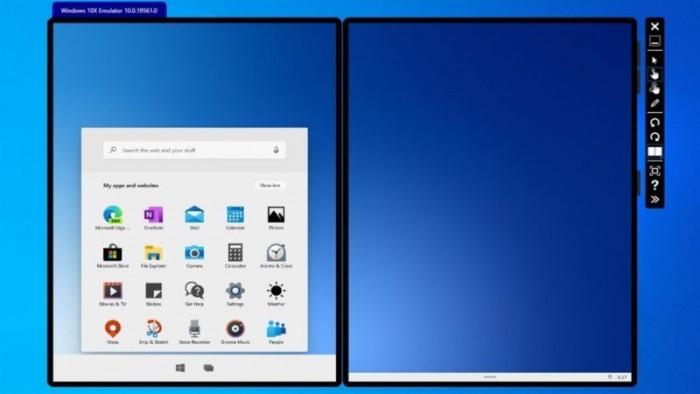 Windows10X新镜像发布:支持窗口模式运行Win32应用 新版和预期还存在一些差距