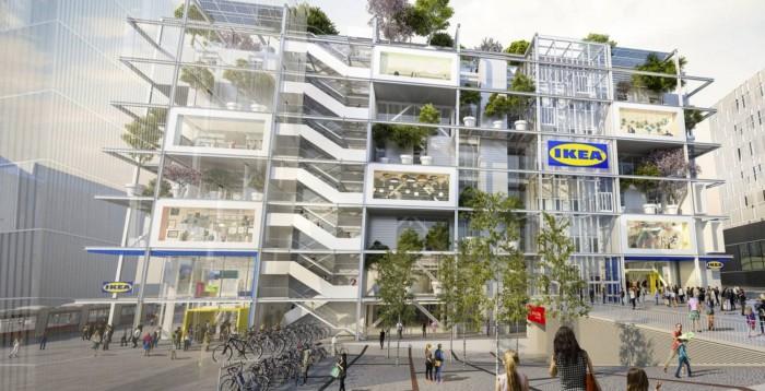 蓬勃发展趋势!宜家计划在维也纳市中心开设无停车位的绿色商店