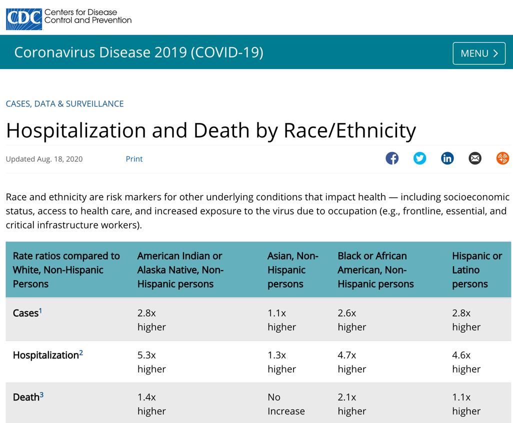 北美考察丨高死亡率 高感染率 美国少数族裔在疫情中受伤最深 第3张