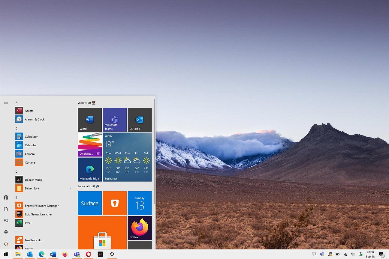 微软将Windows 10 2020年10月更新到发布预览频道