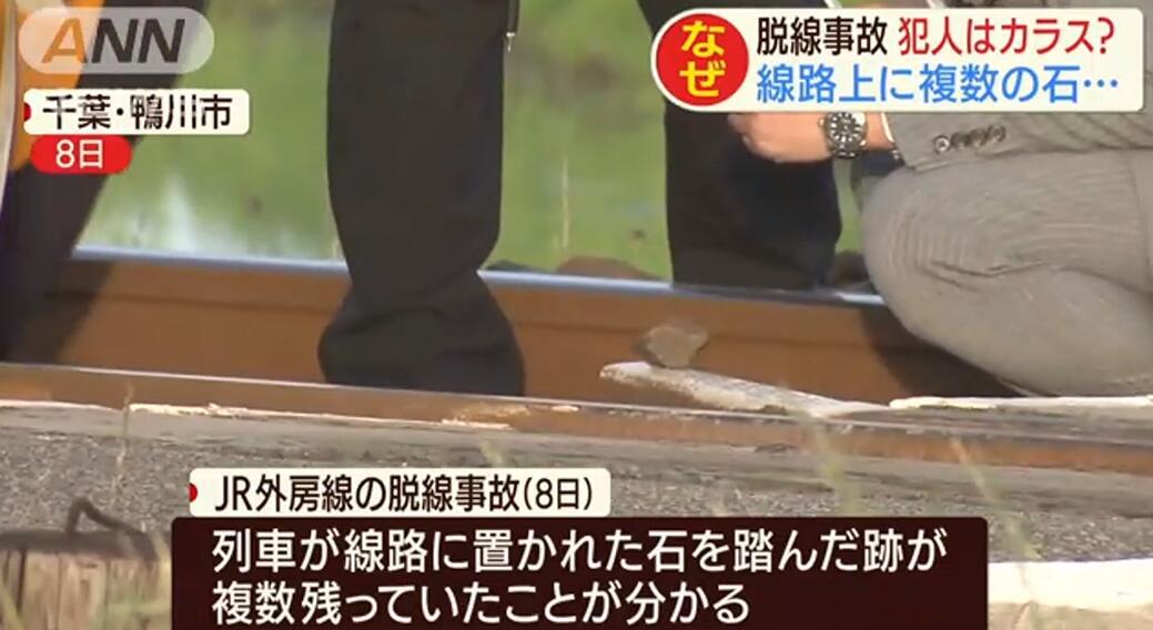 allbet:在铁轨放石块引发列车脱轨 日本小学生认可犯案:在做实验