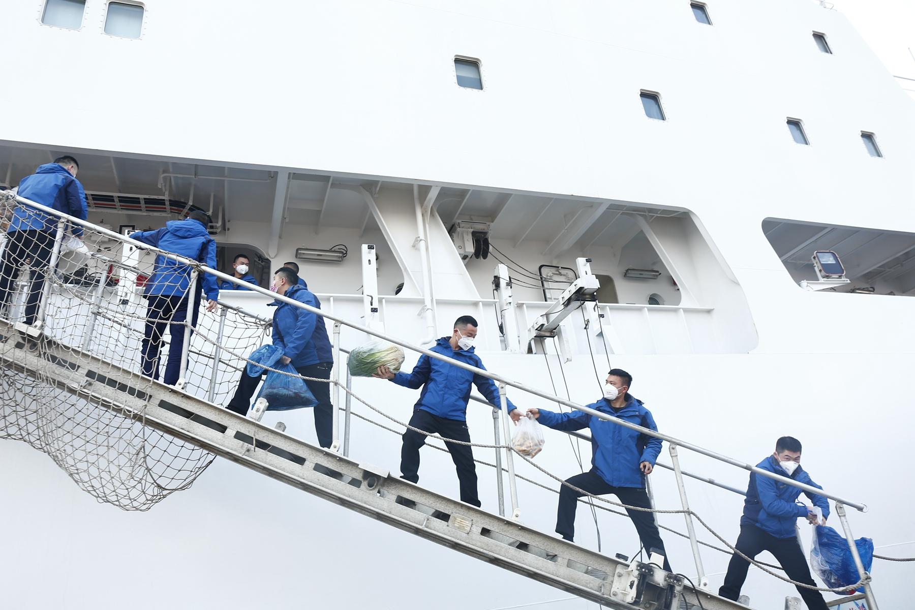 长征五号B火箭运抵文昌航天发射场,4月中下旬首飞