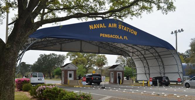 美国佛州海军基地枪击致4死8伤 枪手疑似沙特人