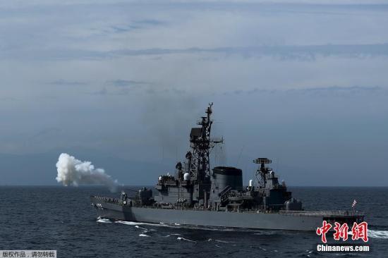 """皇冠官网手机版:日本""""村雨""""号护卫舰1名乘员熏染新冠 该舰已紧要返航"""