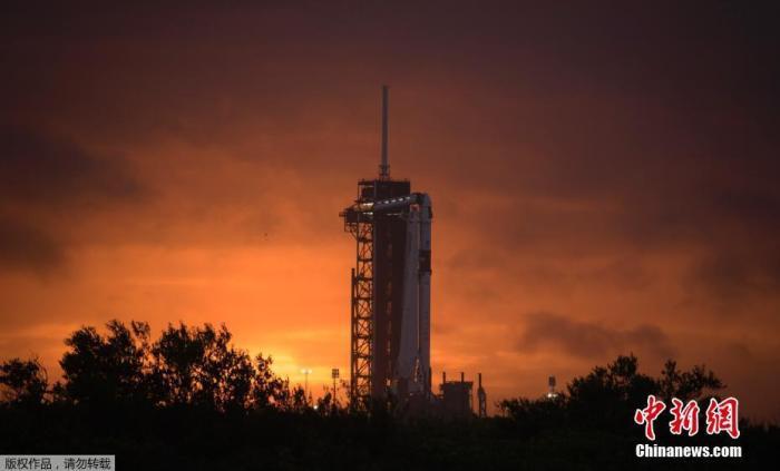 受恶劣天气影响 SpaceX商业载人航天发射任务推迟