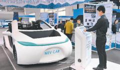中国新能源汽车独领风骚