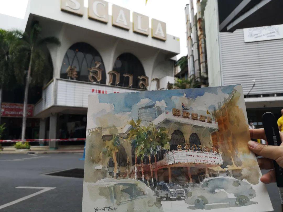 allbet网址:泰国最后一家自力影院黯然谢幕:熬过岁月却没熬过疫情 第5张