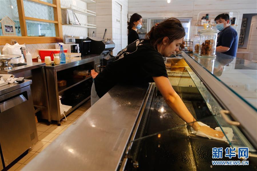 以色列:餐馆消杀清洁迎复业