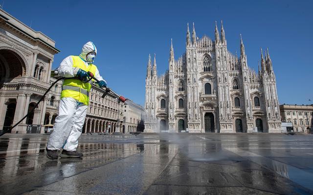 意大利科学家发现:新冠病毒可附着在大气污染颗粒物上