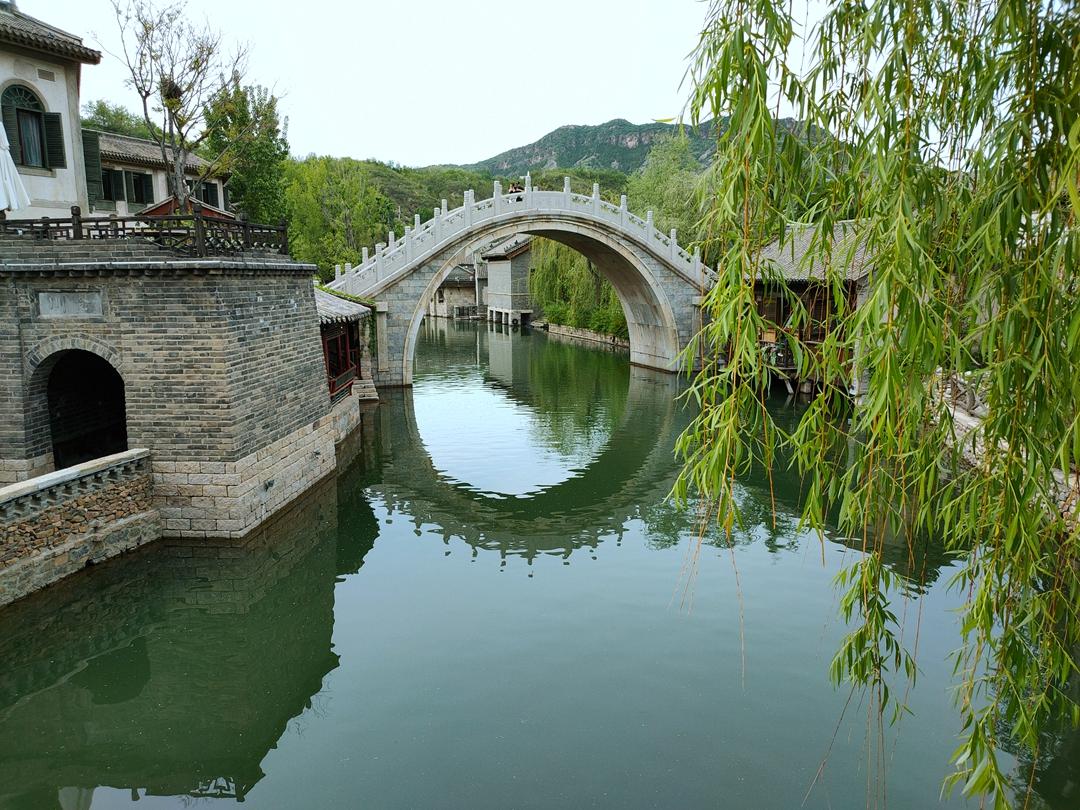 品质旅游引游客,古北水镇成京郊度假口碑之选