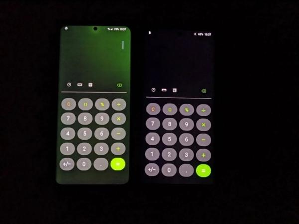 Galaxy S20 Ultra推送更新 绿屏完美修复