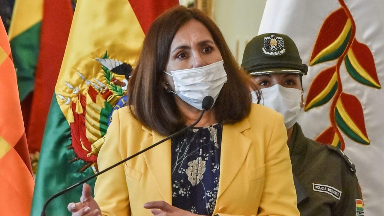 欧博亚洲:玻利维亚外交部部长新冠病毒检测呈阳性 第1张