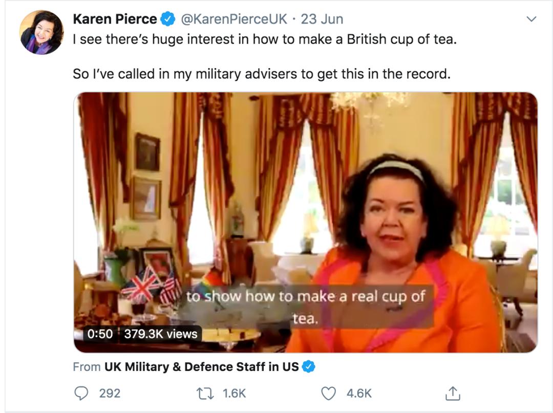 """欧博allbet网址:超高能预警!就因为一杯茶,最近大批英美网友""""开撕""""了! 第11张"""