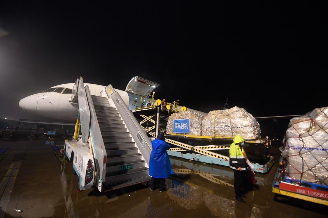 新马跨境物流翻倍式增长菜鸟联合中国快递加速出海东南亚