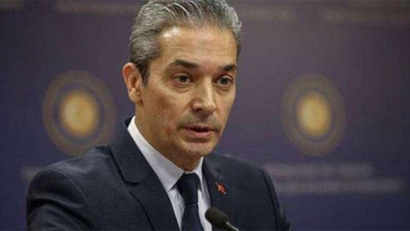 欧博亚洲网址:土耳其外交部:法国对利比亚陷入乱局负有责任 第1张
