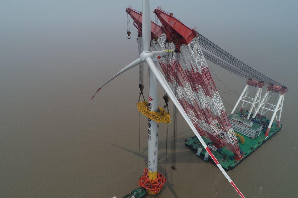天下首个中外合资海优势电项目落地揭牌 第2张