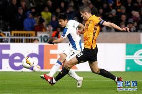 欧罗巴联赛:西班牙人不敌狼队