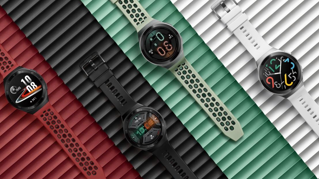 华为WatchGT2e新品发布,100种运动模式带来潮酷新玩法