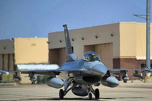 美国F-16战机实弹训练时认错靶子 无辜平民惨遭爆头身亡 第3张